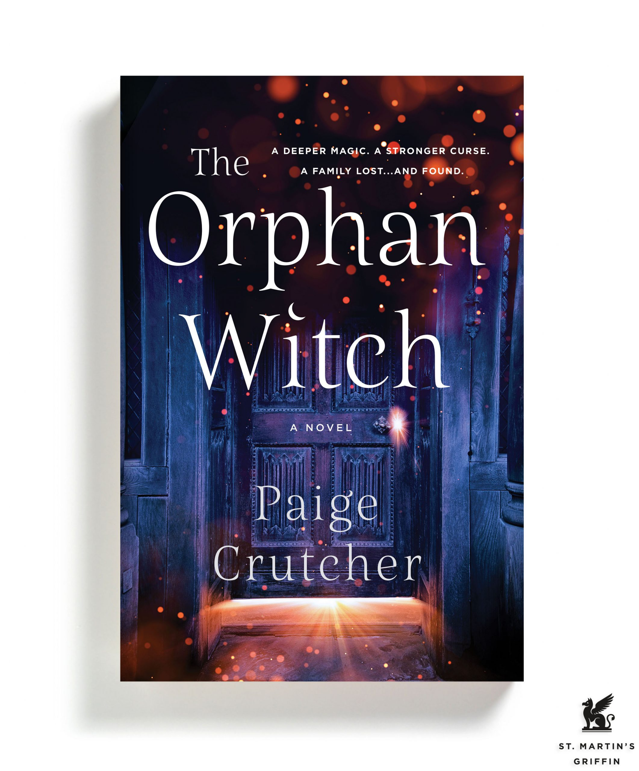The Orphan Witch Book